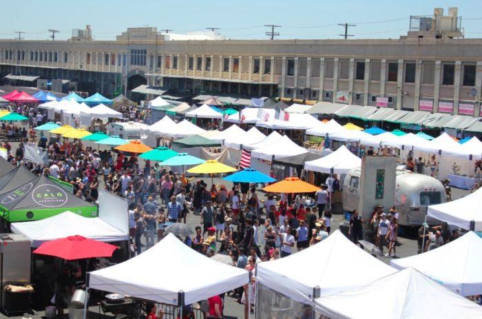 Black Sunday Launch of the Smorgasburg Holiday Market