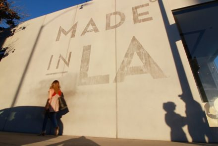 Made in LA Mural on Melrose