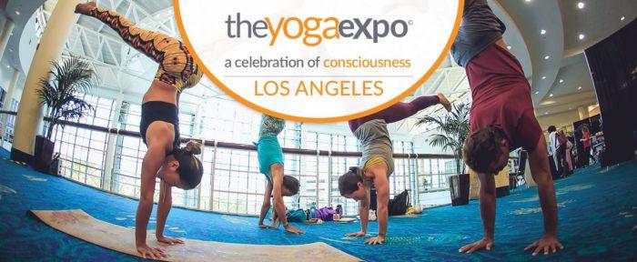 The Yoga Expo Pasadena 2018