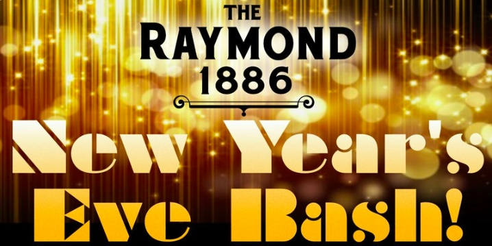 1886 New Year's Eve Bash!