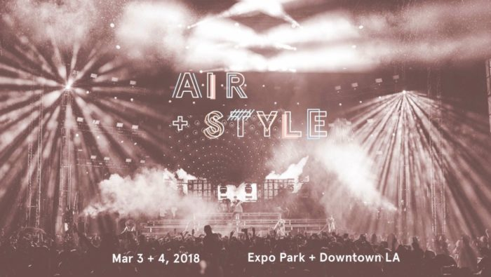 Air + Style 2018