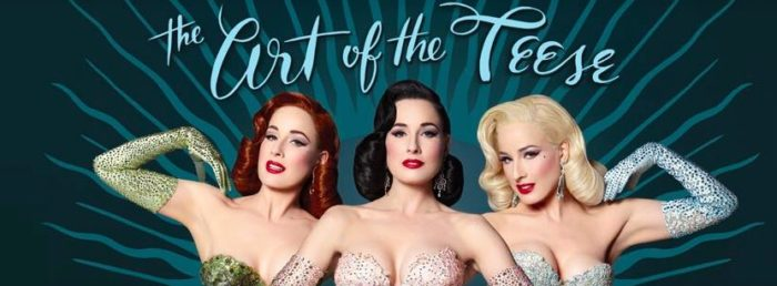 DITA VON TEESE'S NEW YEAR'S EVE GALA SHOW