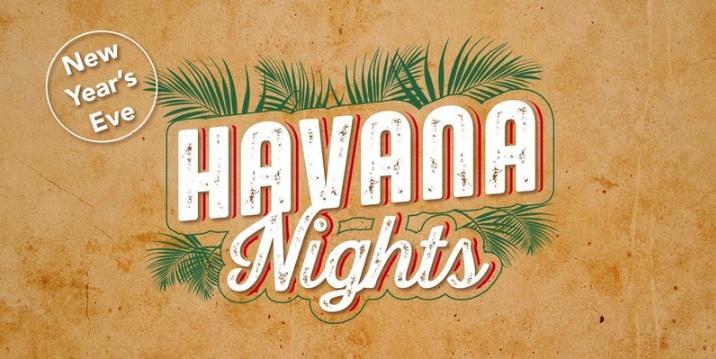 Shade Redondo Beach New Years Eve: Havana Nights!
