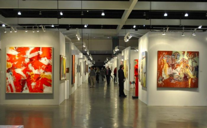 The la art show returns from january 10 14 for Craft shows louisiana 2017