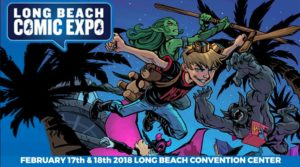 Long Beach Comic Expo 2018