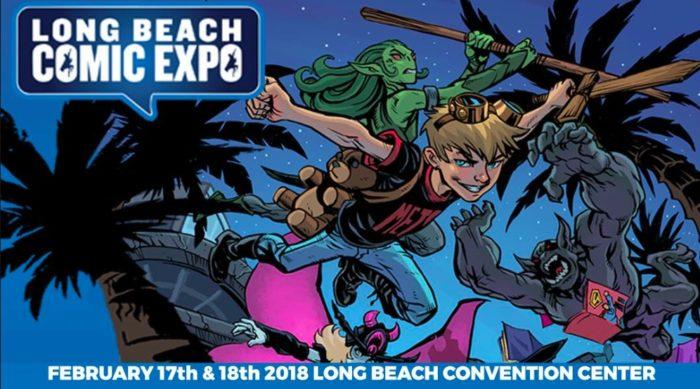 Long Beach Comic Expo 2018