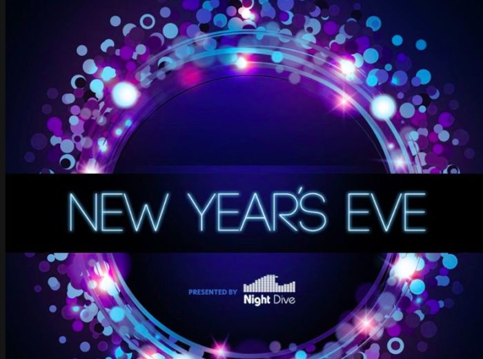 New Year's Eve Night Dive at the Aquarium of the Pacific