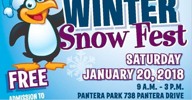 Winter Snow Fest Hosted by the City of Diamond Bar