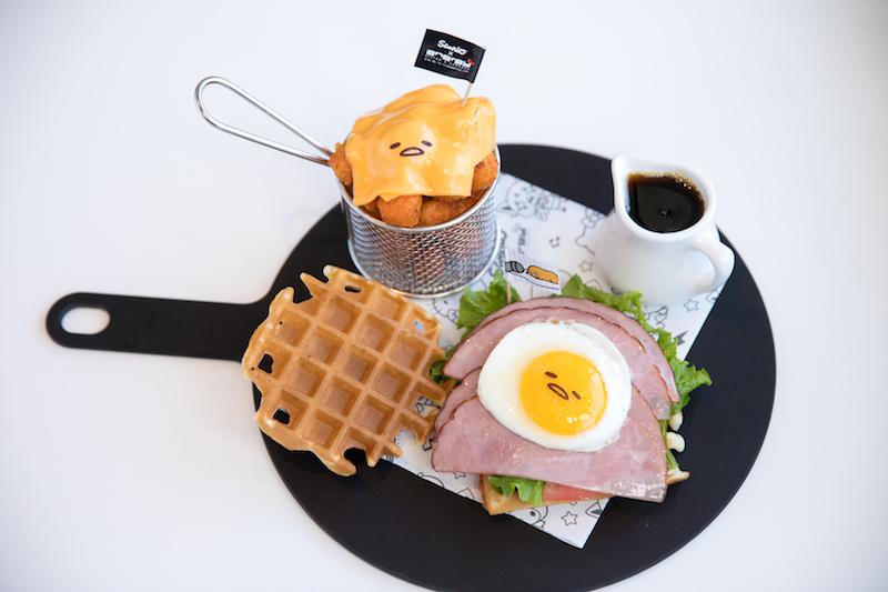 gudetama-lazy-waffle-sandwich-sanrio-energy-bistro-karaoke