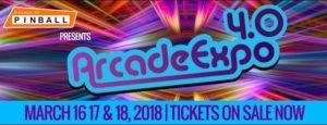 Arcade Expo 2018