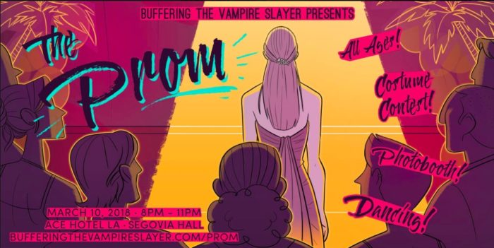 BUFFERING THE VAMPIRE SLAYER PRESENTS: THE PROM