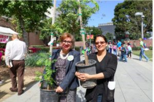EARTH DAY L.A. 2018 at Grand Park