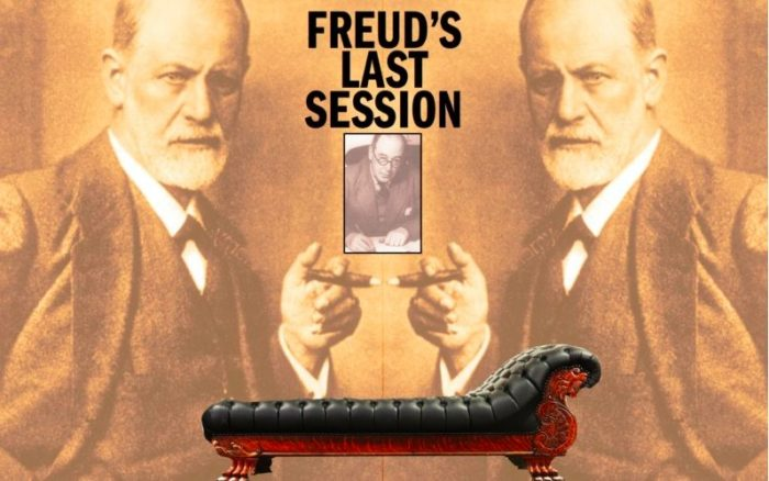 "Free Performances of ""Freud's Last Session"" at the Odyssey Theatre Ensemble"