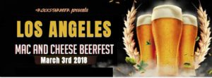 Los Angeles Mac and Cheese Beerfest