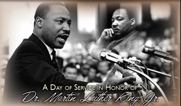A DAY OF SERVICE TO CELEBRATE DR. MARTIN LUTHER KING, JR. AT BALDWIN HILLS CRENSHAW PLAZA