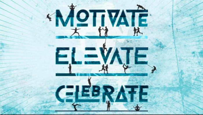 Motivate. Elevate. Celebrate.