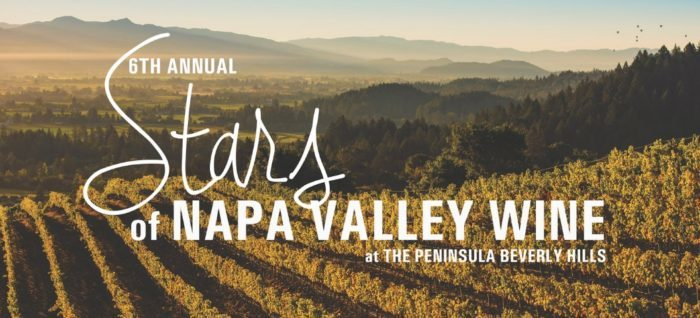 STARS of Napa Valley Wine
