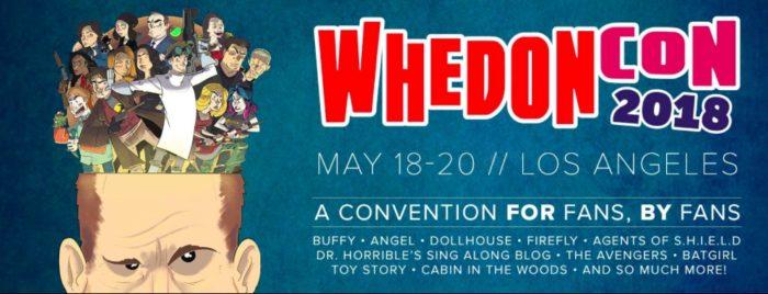 WhedonCon 2018