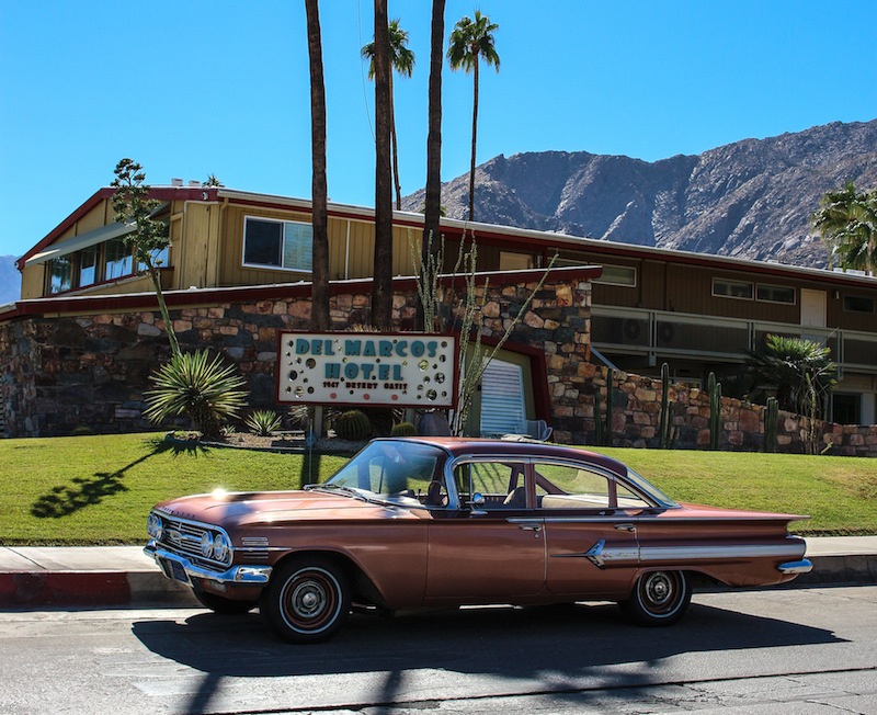 del marcos hotel palm springs