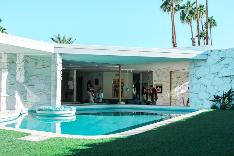 the gand house palm springs