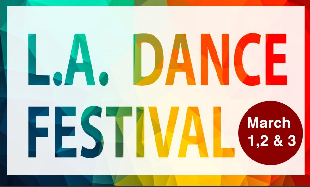 L.A. Dance Festival at Raymond Kabbaz