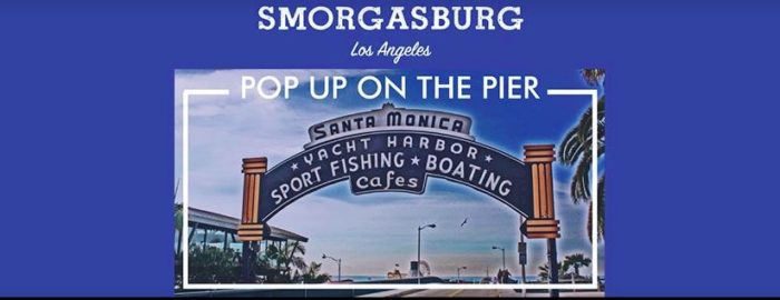 Smorgasburg's 2nd Annual Popup on the Pier in Santa Monica