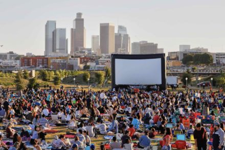 Street Food Cinema 2017 LA State Historic Park