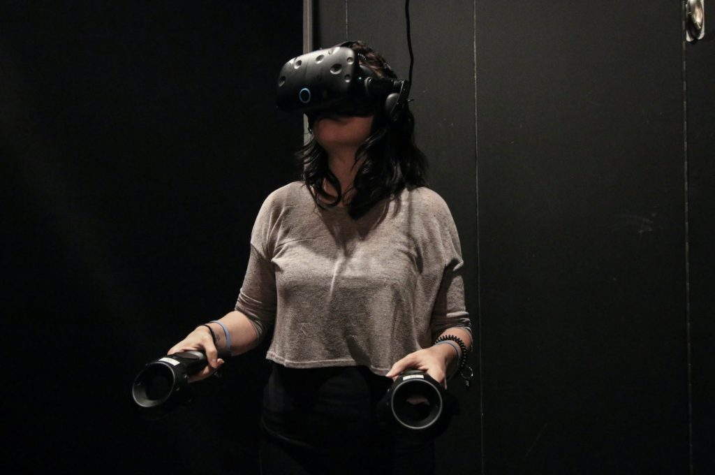 Virtual Room gameplay