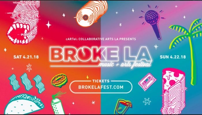Broke L.A. at the Regent 2018