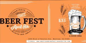 2018 Montrose Craft Brew Fest