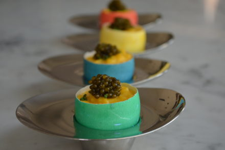 Petrossian Easter: Egg Royale