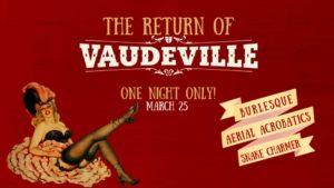 The Return of Vaudeville at The Wiltern