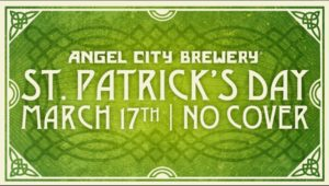 St. Patrick's Day at Angel City Brewery in Los Angeles
