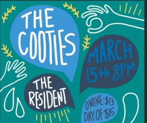 The Cooties Live at Resident Los Angeles