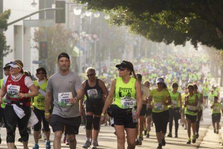 LA Marathon 2013