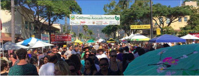 California Avocado Festival in Carpinteria