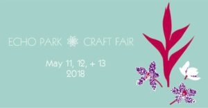 Echo Park Craft Fair Spring Fair
