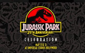 Jurassic Park 25th Anniversary Celebration at Universal Studios