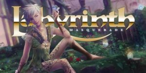 The Labyrinth Masquerade Ball XXI at Millennium Biltmore