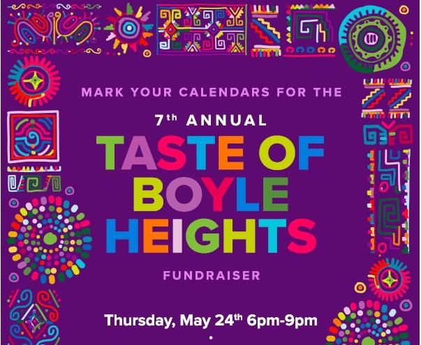 Taste of Boyle Heights 2018