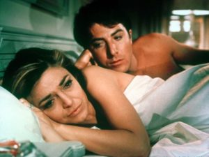THE GRADUATE SCREENING AT ACE THEATRE