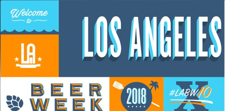 10th L.A. Beer Week 2018 Kickoff Festival at L.A. Center Studios