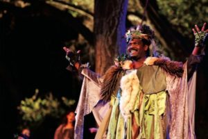 'A Midsummer Night's Dream' in topanga canyon