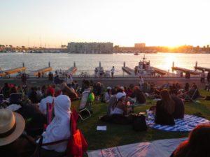 Burton Chace Park Symphonic Thursdays