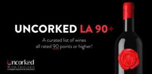 Uncorked: LA 90+ Wine Festival at Barker Hangar