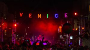 3rd Annual Venice Pride Sign Lighting & Block Party