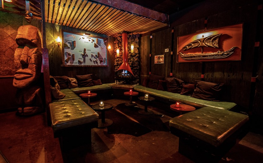 60 Years Of Tiki: An Inside Look at the Tonga Hut in North Hollywood