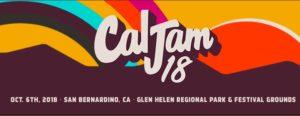 Cal Jam 18 Music Festival