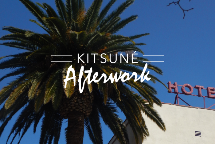 Kitsuné Afterwork at NoMad Hotel | Summer Editions