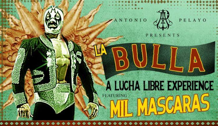 4th Annual La Bulla, Lucha Libre Experience